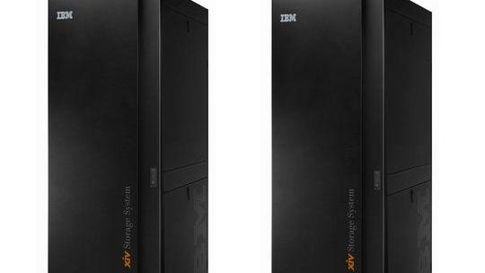 IBM utvider XIV-lagring