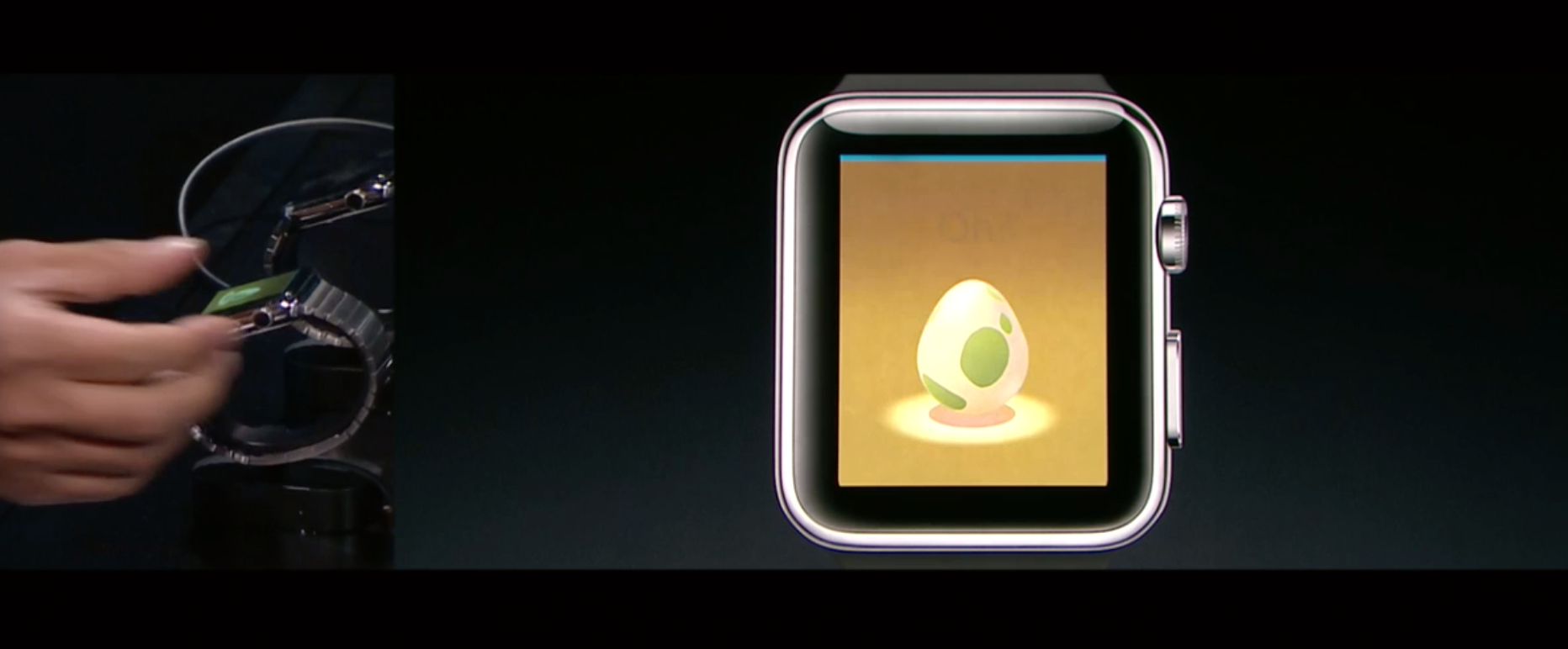 Du kan klekke egg på klokka.