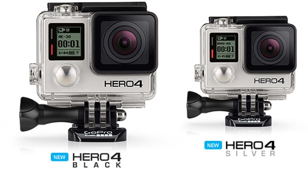 Her er den nye GoPro-generasjonen