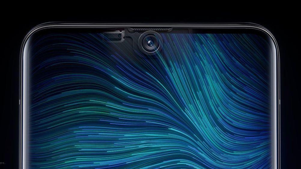 Oppo viser frem verdens første mobil med kamera bak skjermen