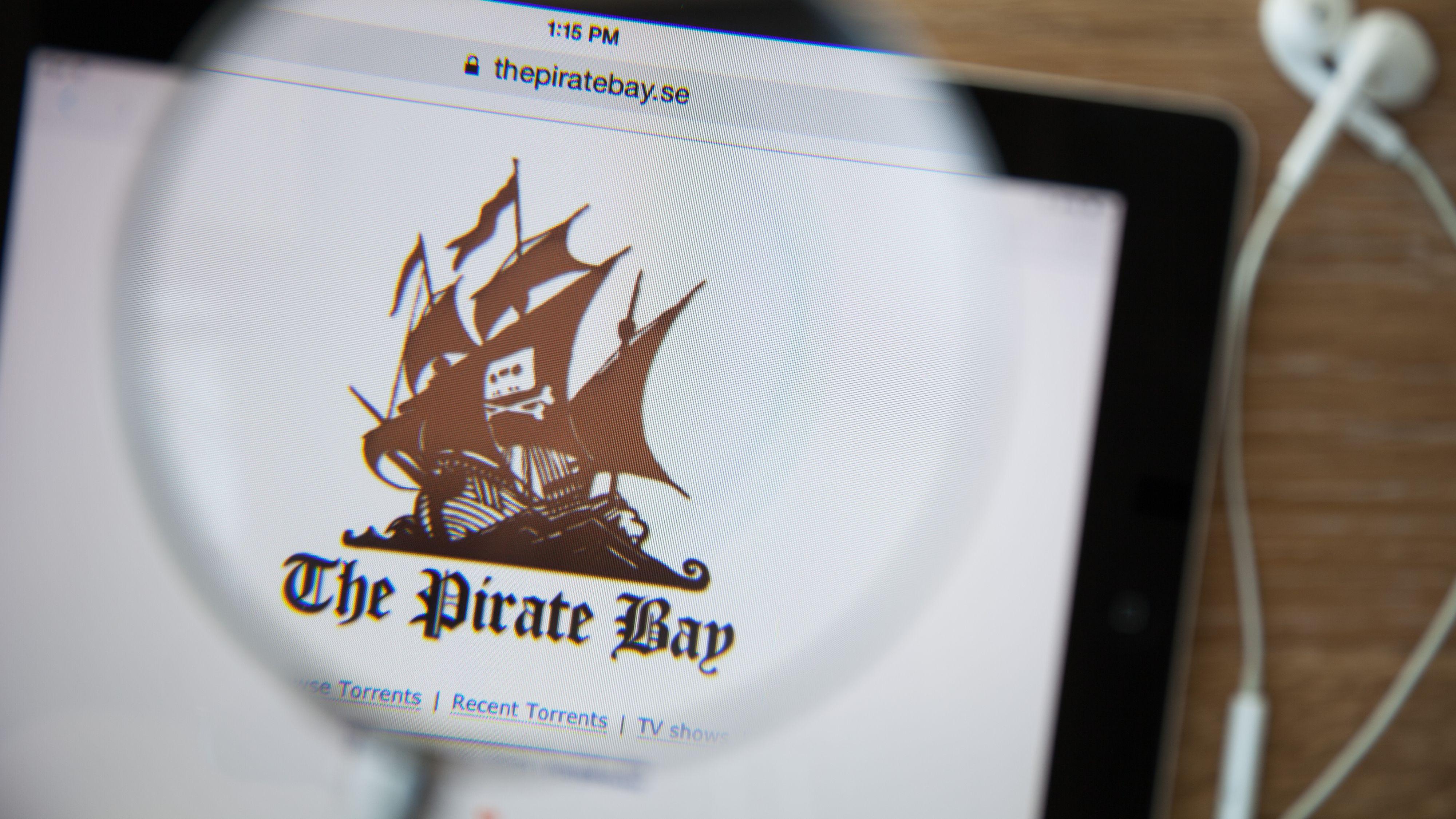 The Pirate Bay blir blokkert i Norge