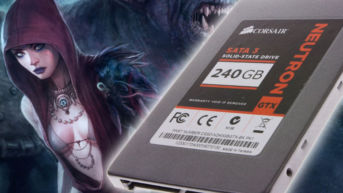 Corsair Neutron GTX 240 GB