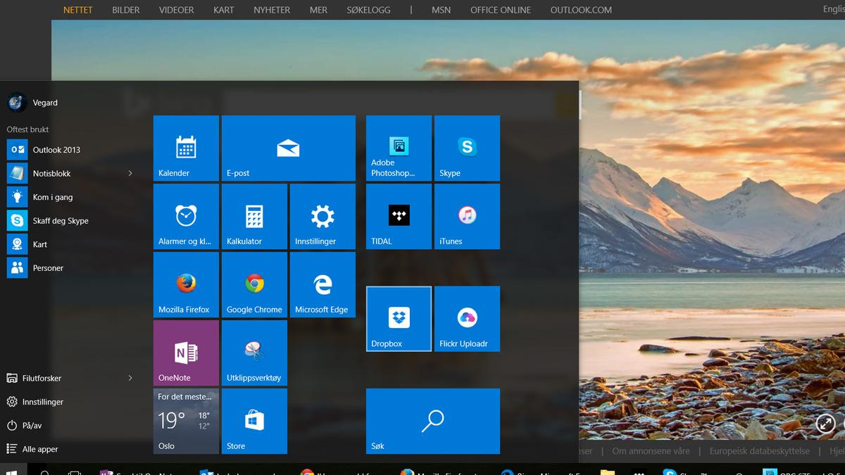 Ikke vær redd for å oppgradere til Windows 10