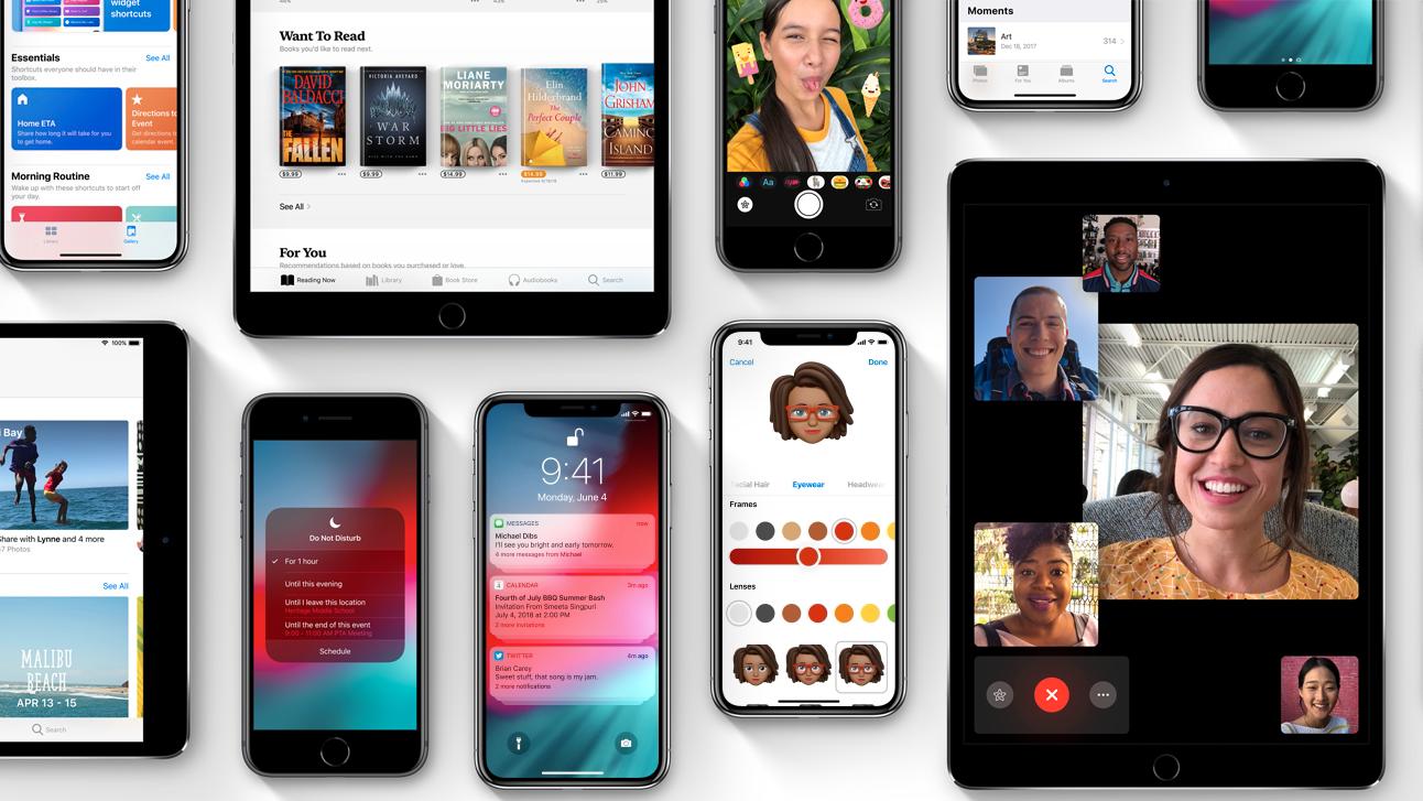Nå kan du laste ned iOS 12-betaen