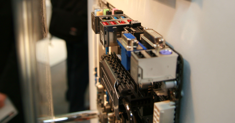 Intels nye brikkesett vist i det skjulte