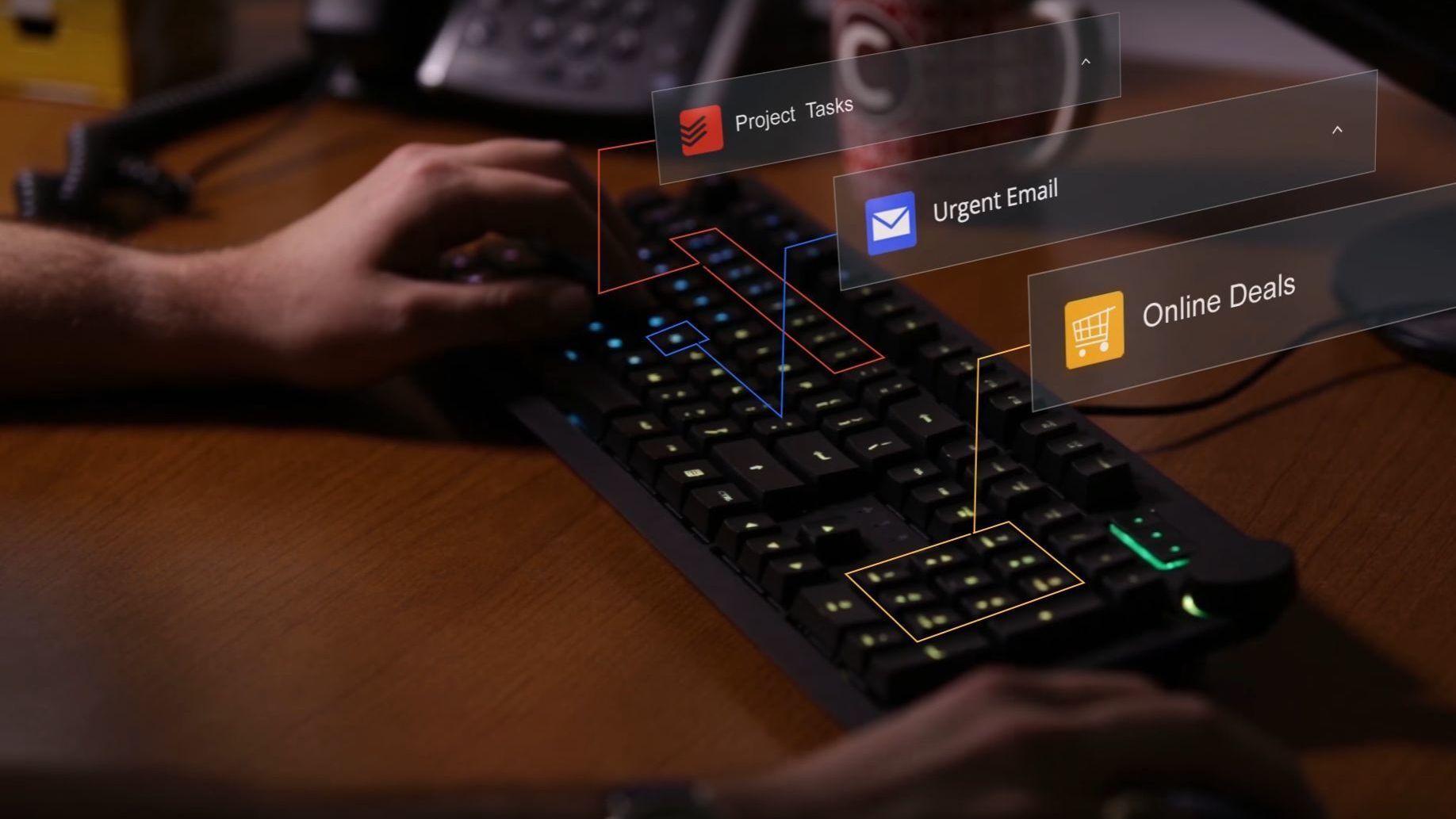 Nå kan du bestille det første tastaturet som er koblet til nettskyen