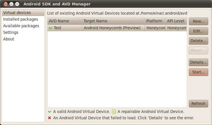 Allerede nå kan du kjøre Honeycomb virtuelt på PC-en din.