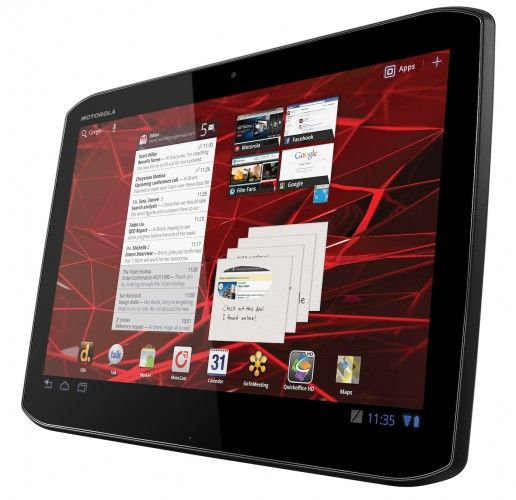 Xoom 2 3G.Foto: Motorola