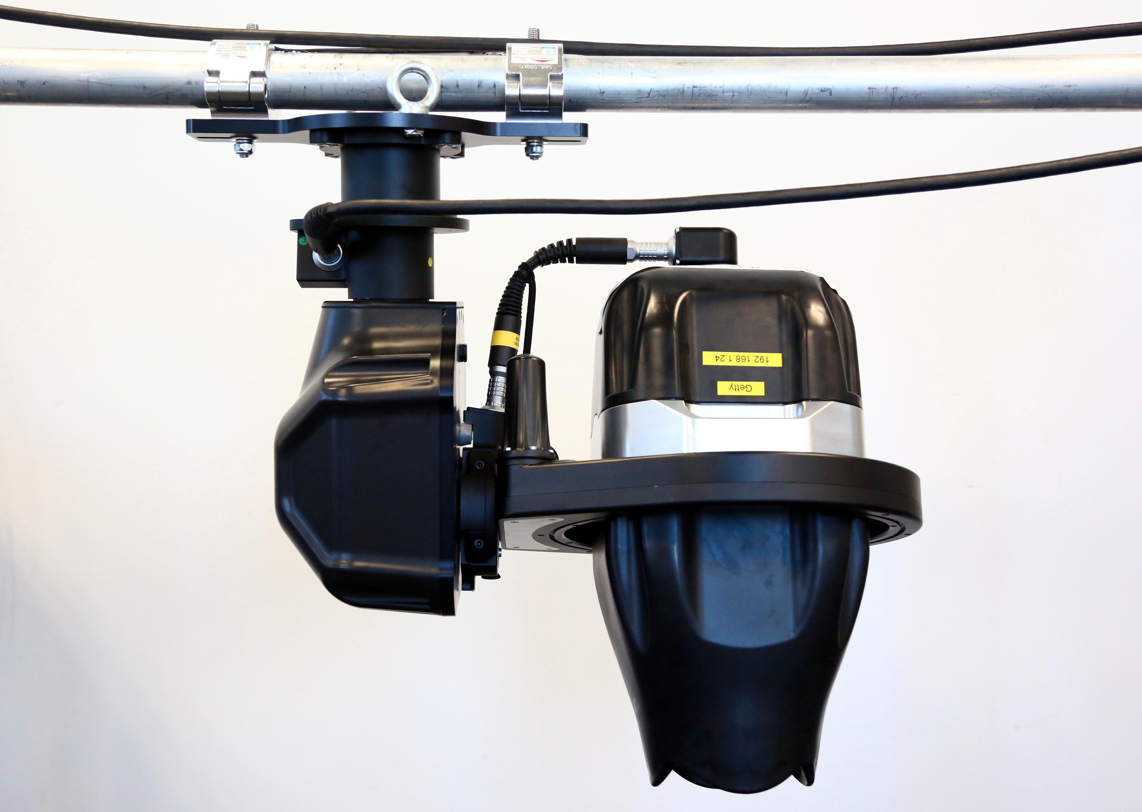 MRMC POD-systemet er en robotrigg som skal være mulig å montere opp på under en time.
