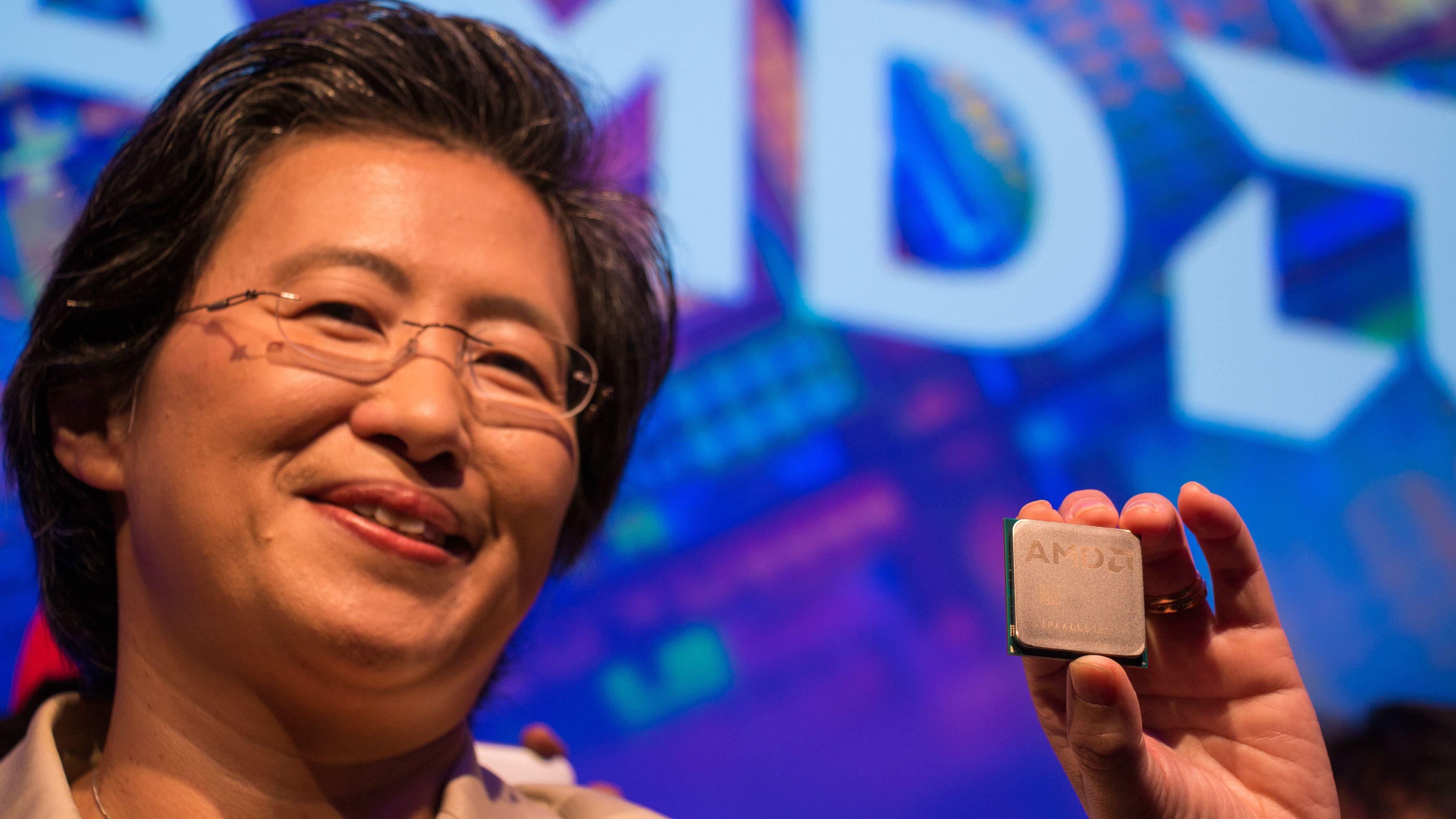 AMD er først til 7 nanometer for prosessorer og grafikkort