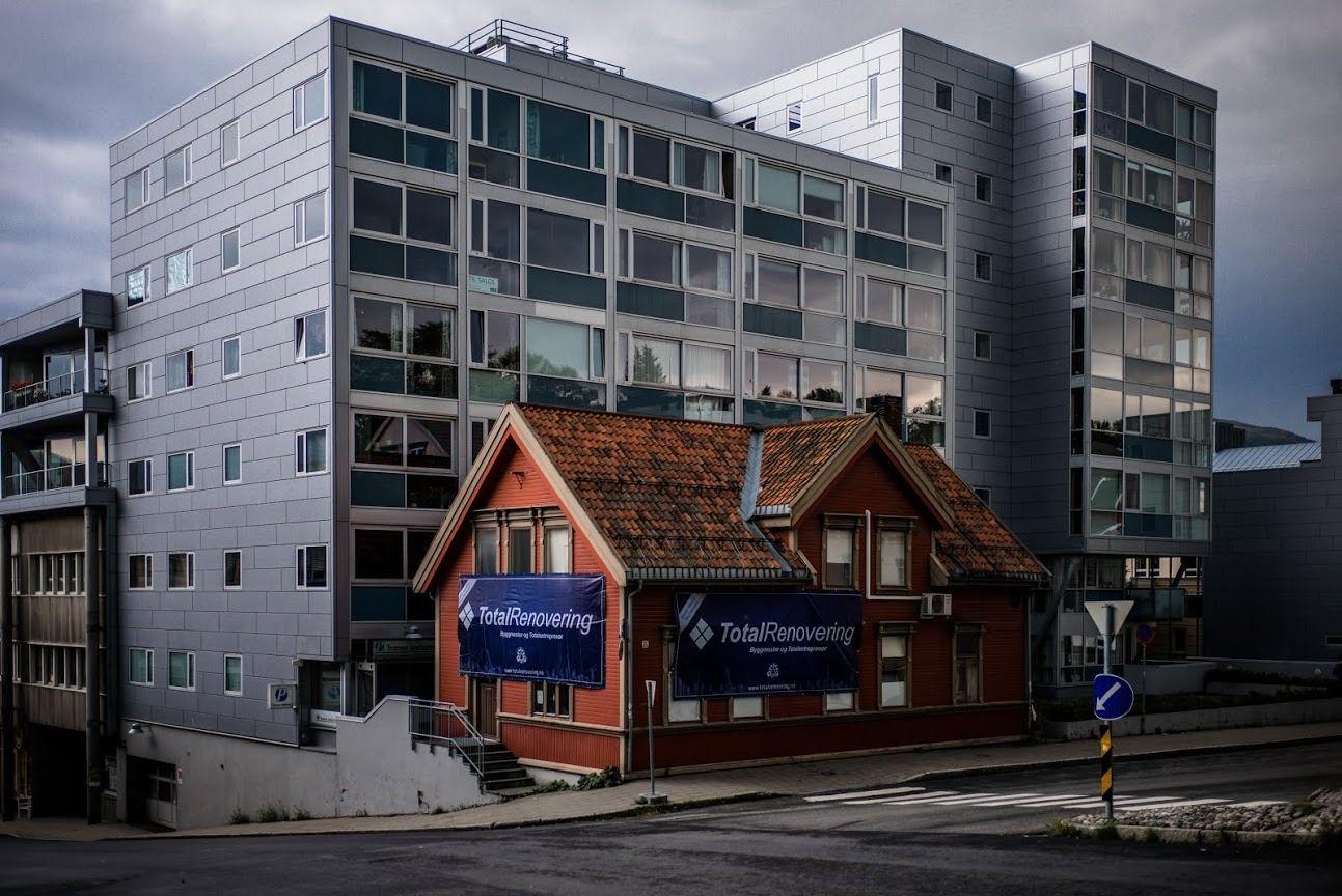 5. plass: Alf Sollund, Tromsø.Foto: Alf Sollund