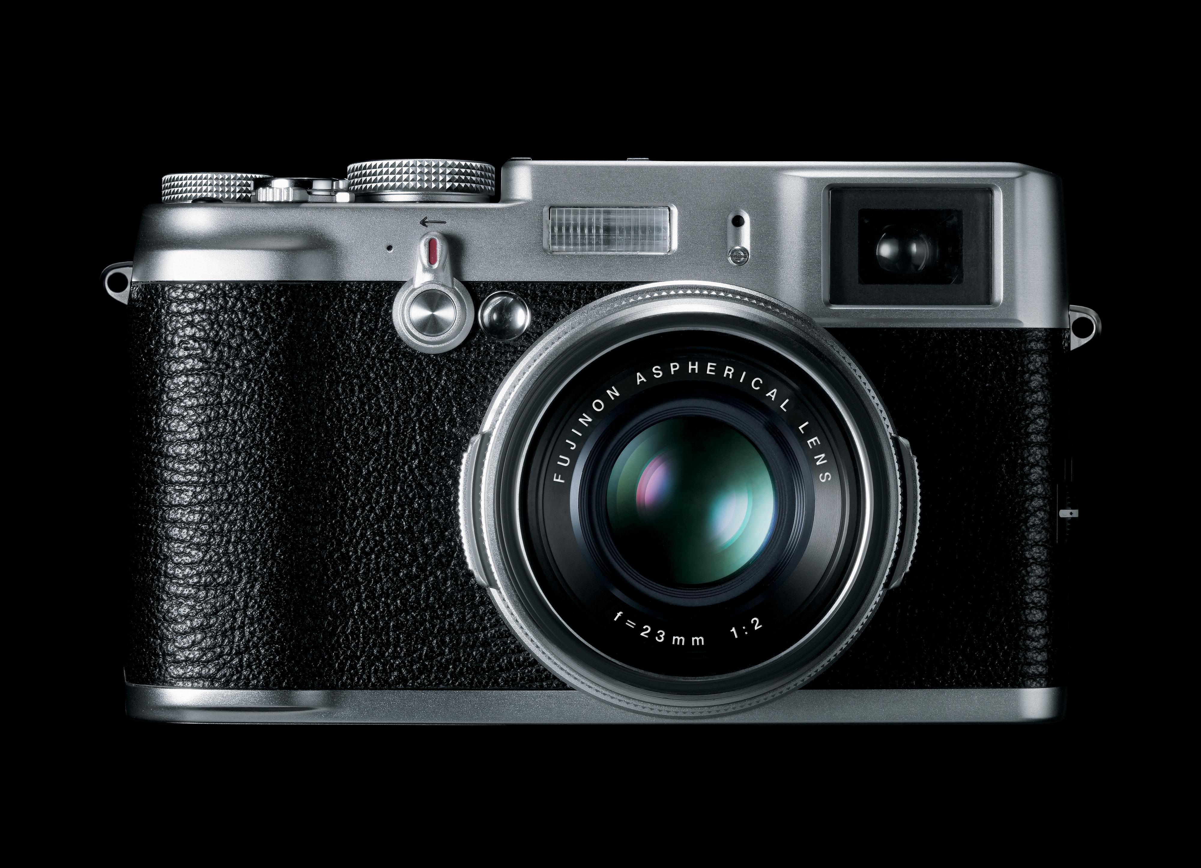 FinePix X100.Foto: Fujifilm