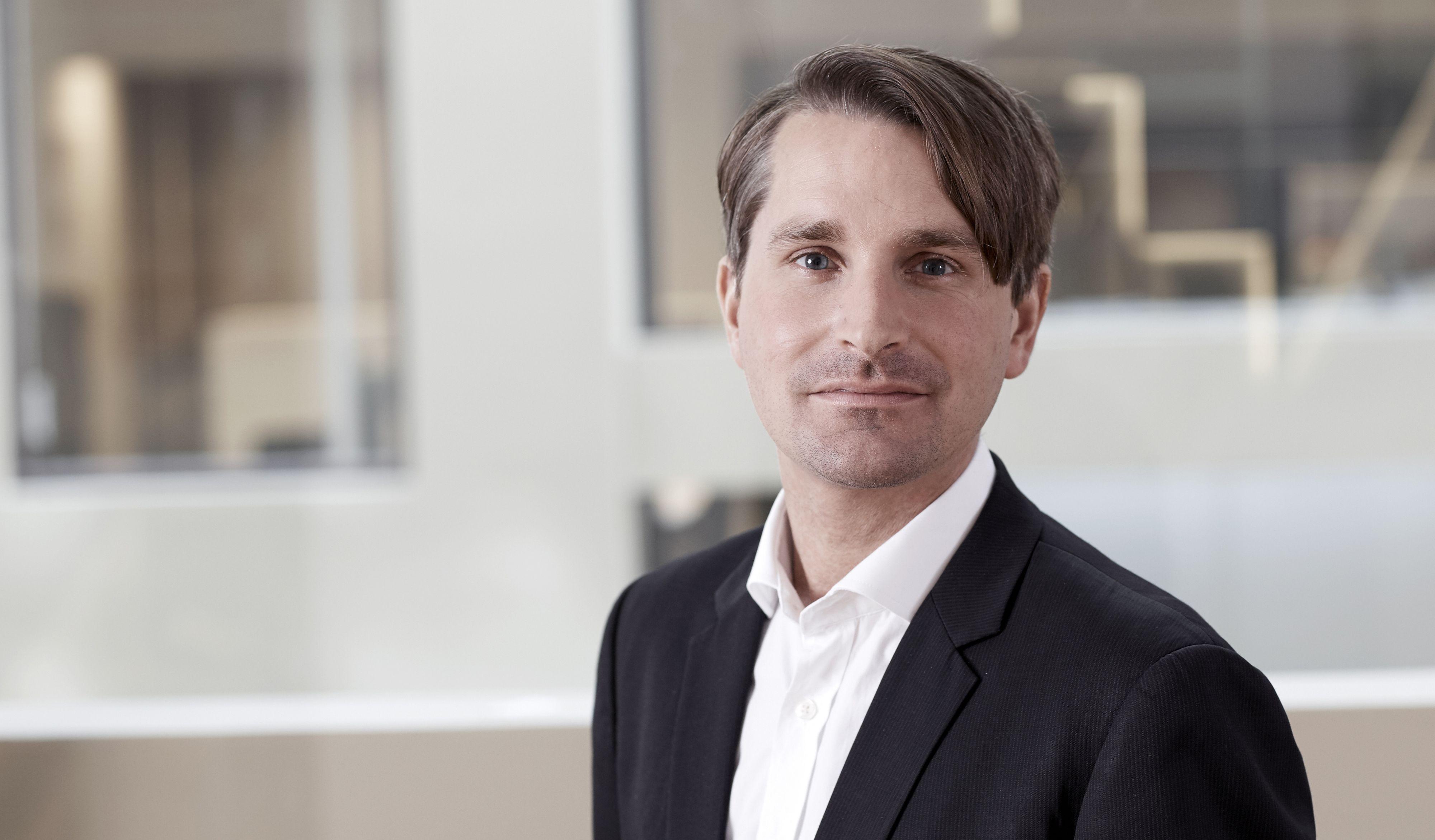 Finn Myrstad, fagdirektør for digitale tjenester.