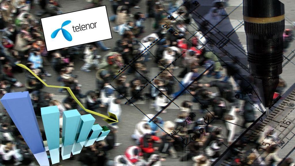 Telenor kan rammes av streik