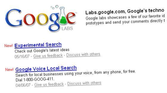 Google pusses opp