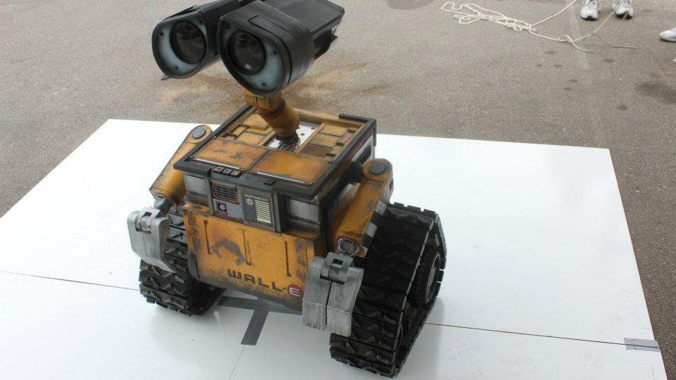 Hils på virkelighetens WALL-E