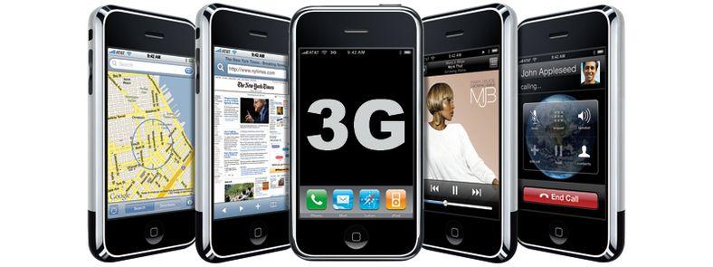 3G-Iphone på vei nå?