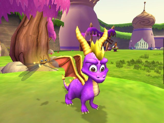 Alt er lagt klart for at dragen Spyro kan fly over til kinolerretet.
