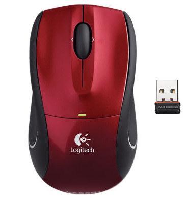 Logitech V450 Nano kommer i flere farger