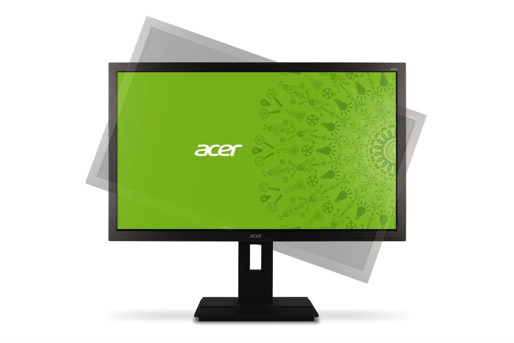 Acer B276HUL.Foto: Acer