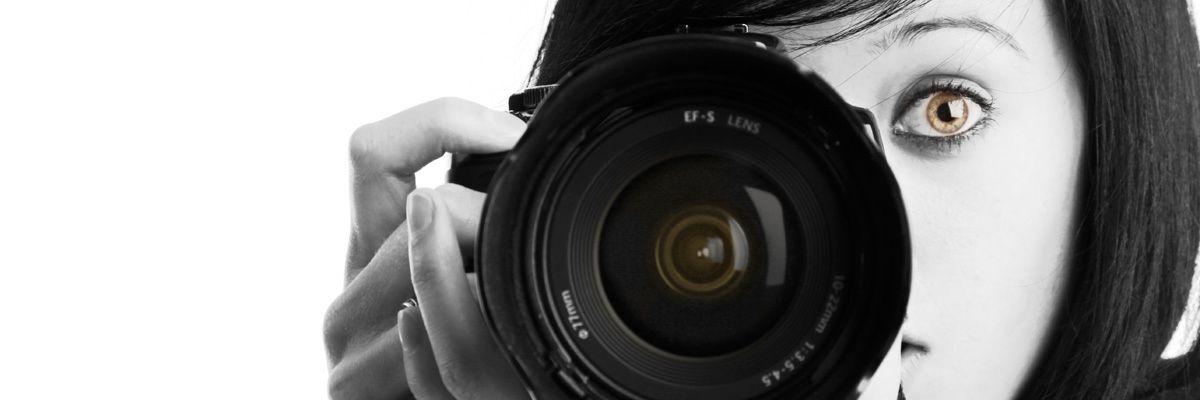 Bytt ut objektivet på kameraet ditt