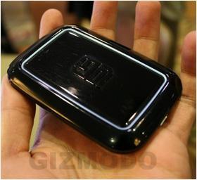 Litt tykkere enn et kredittkort (Foto: Gizmodo)