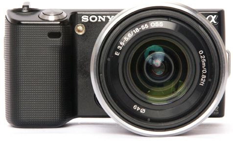 Sony NEX-6.Foto: Sony