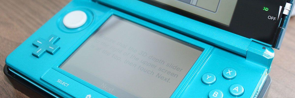 Nintendo 3DS - Et utmerket leketøy