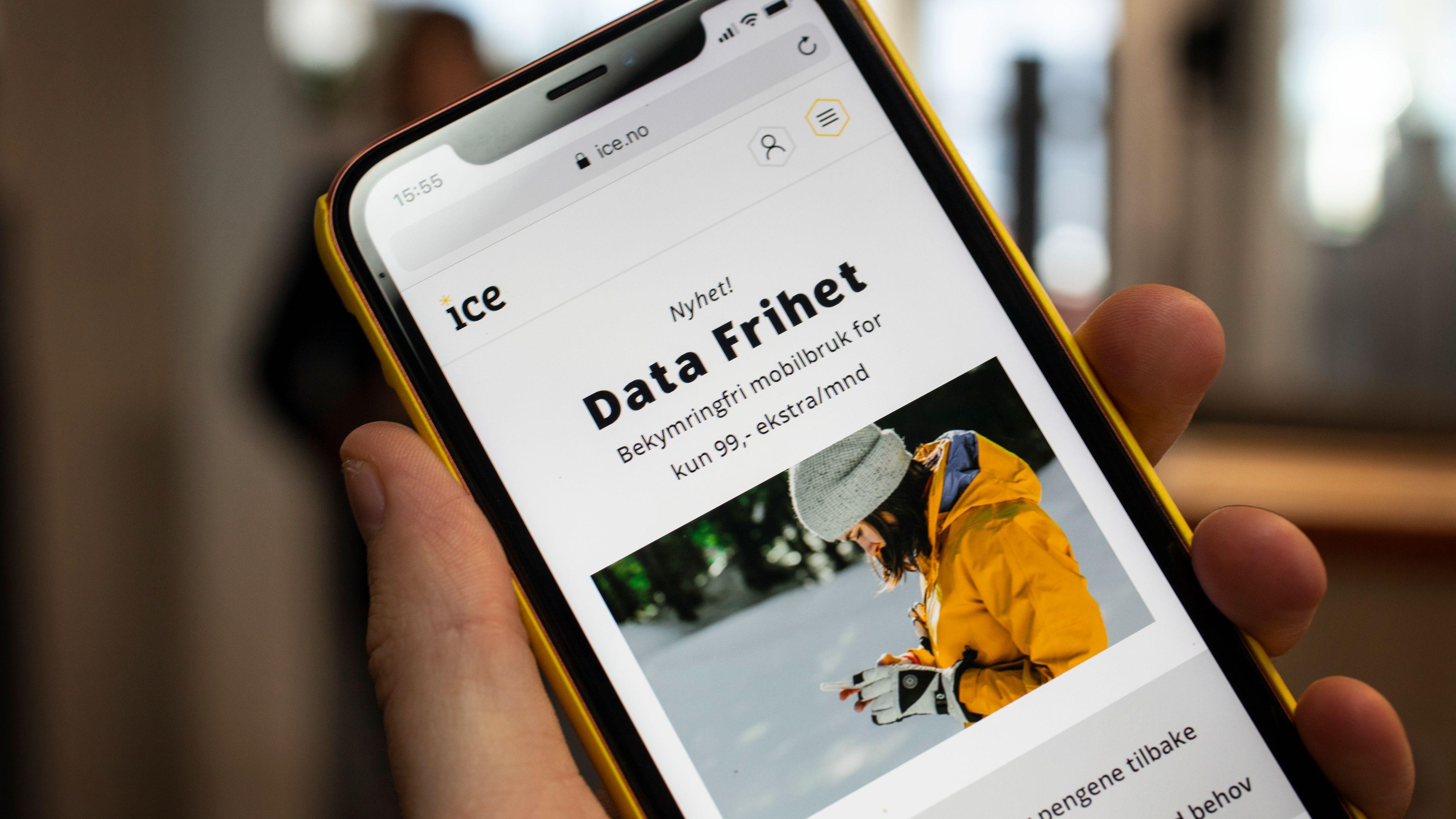 Nkom varslet at Data Frihet var ulovlig. Nå har Ice løsningen klar