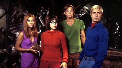 Scooby-Doo-gjengen på nye eventyr