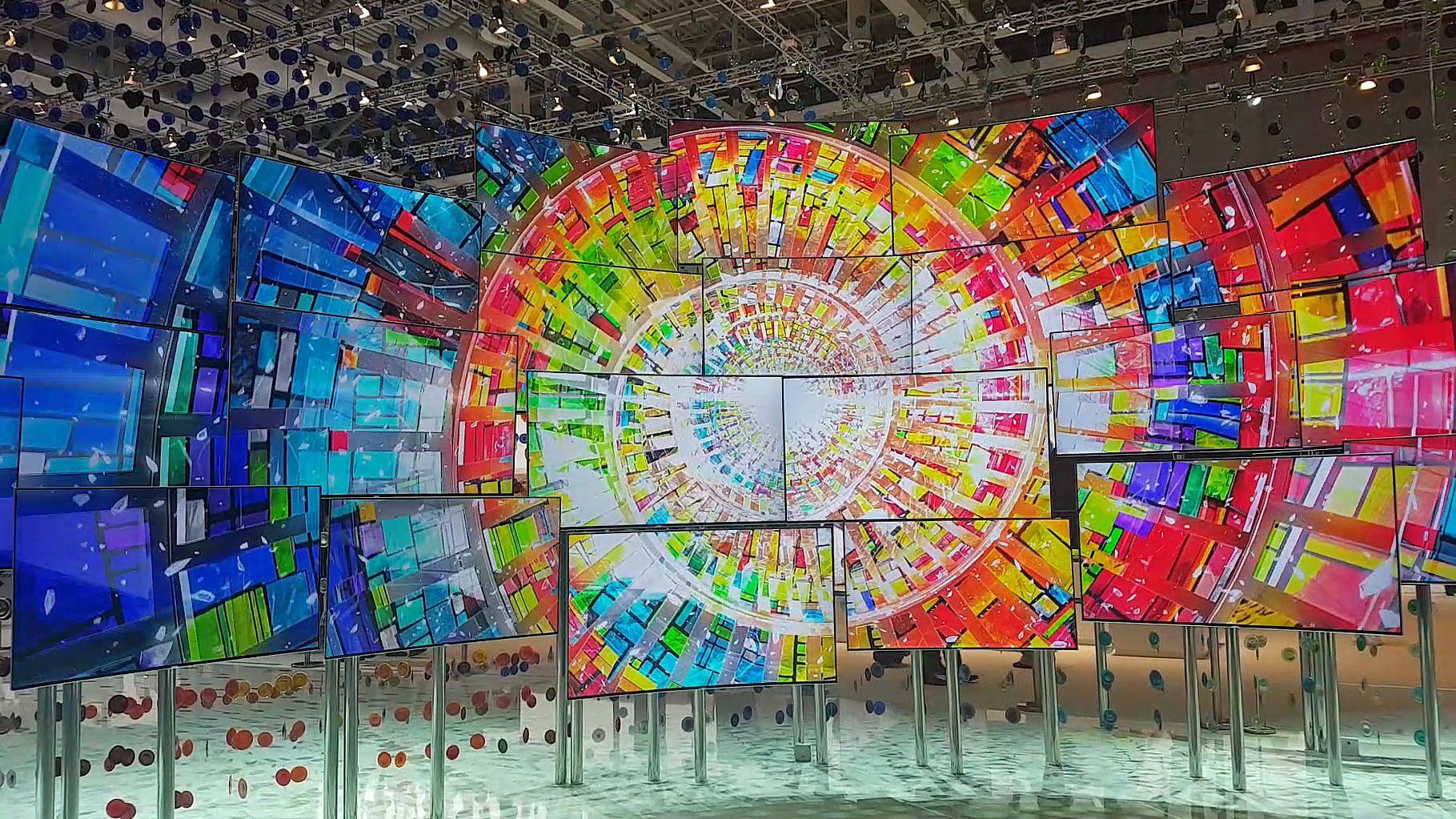 OLED versus kvanteprikker