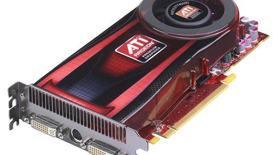 AMD slipper RV740