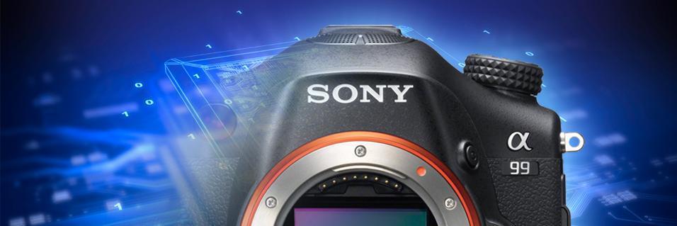Sony forbedrer ytelsen til en rekke systemkameraer