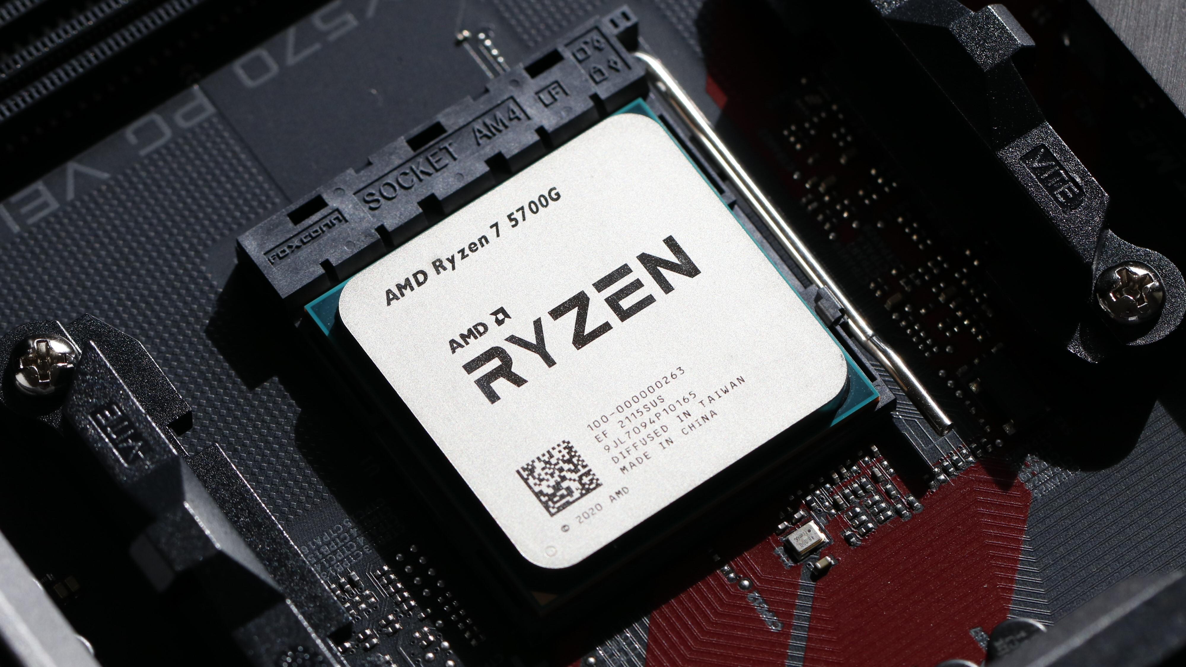 Endelig en skikkelig kjapp AMD Ryzen med integrert grafikk