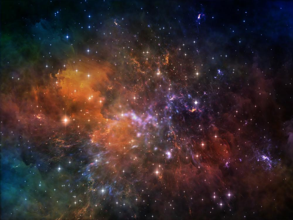 Universet inneholder omtrent 1080 atomer. Sjakk har omkring 10123 ulike varianter.