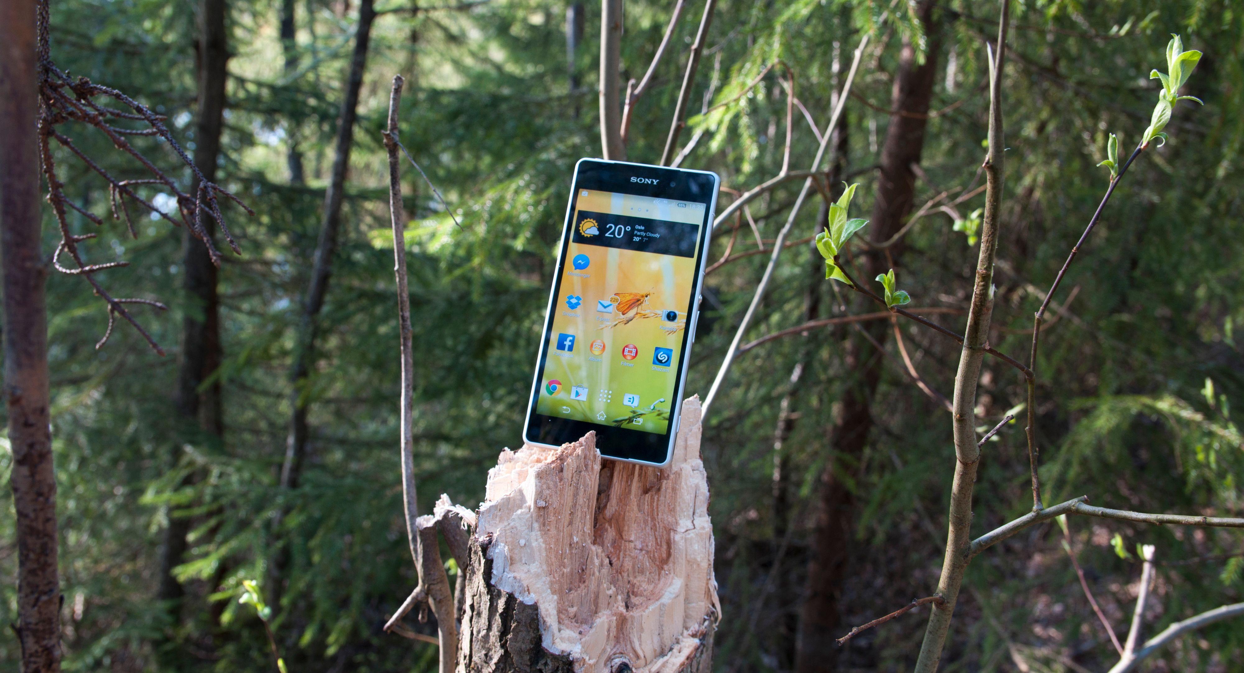 Det gjør den svært godt egnet til turer i skog og mark.Foto: Finn Jarle Kvalheim, Amobil.no