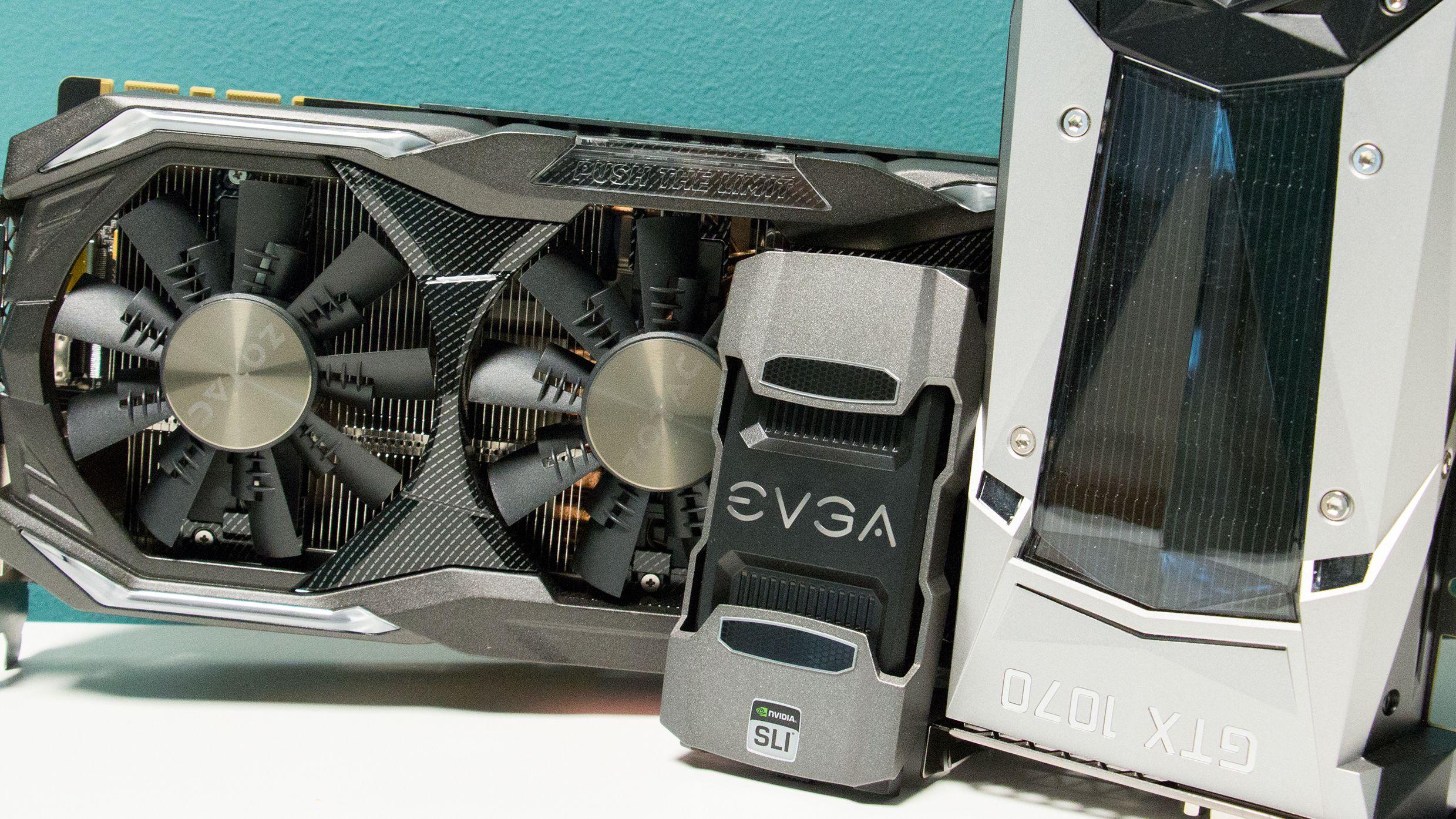 GTX 1070 SLI