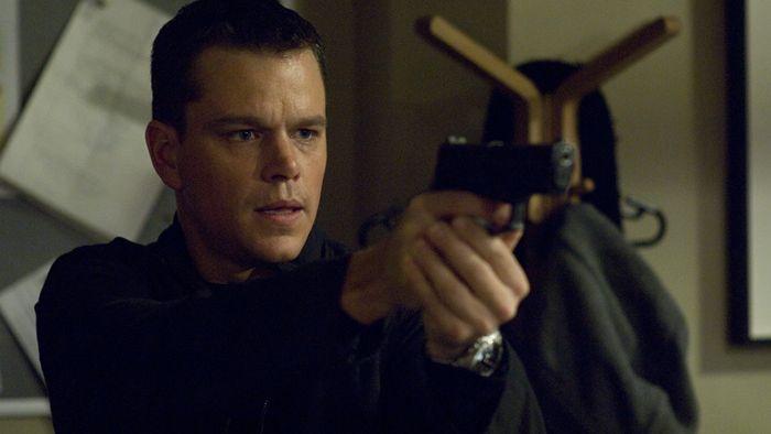 Enda mer Bourne