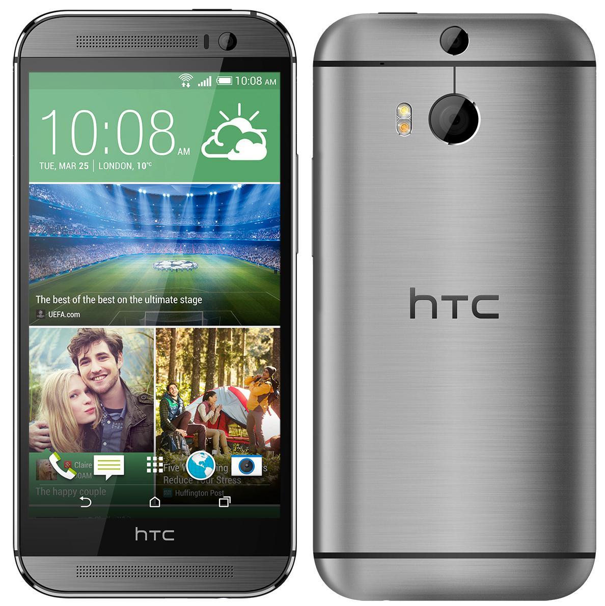 HTC One M8 er dyr, og du kan spare mye på å velge den forrige modellen.Foto: HTC
