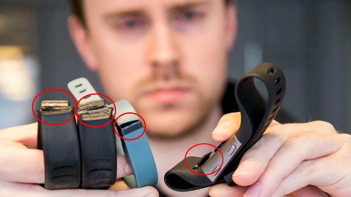 Designsvakhet på mange Fitbit-armbånd