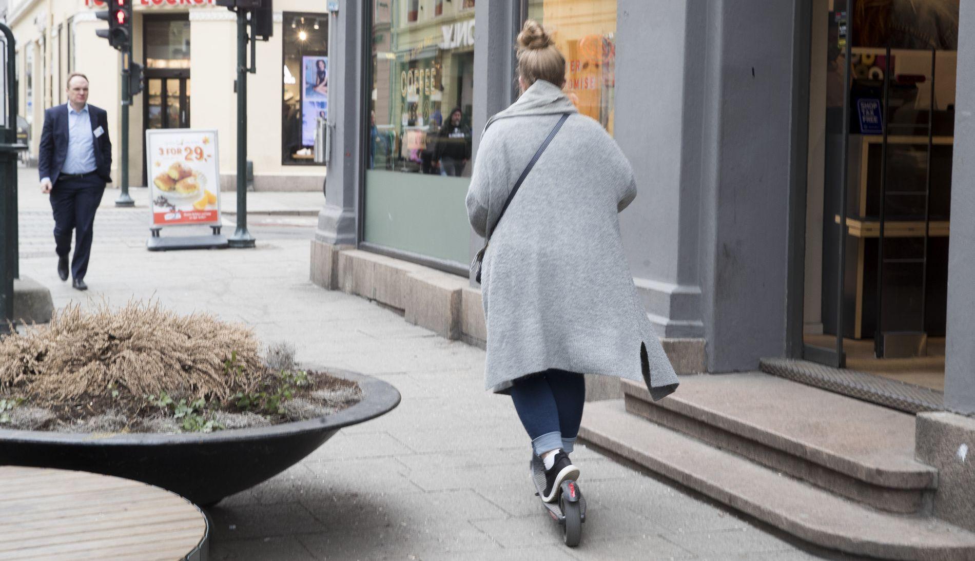 Temperaturen synker og vinteren nærmer seg. Nå viser en rapport at flere skader seg.