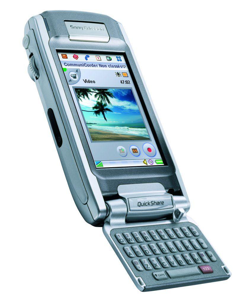 Sony Ericsson P900 var et must for den teknologiinteresserte.