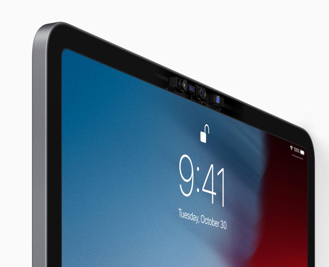 Nye iPad Pro får tynnere rammer og Face ID som lar deg logge nettbrettet og apper med ansiktet ditt.