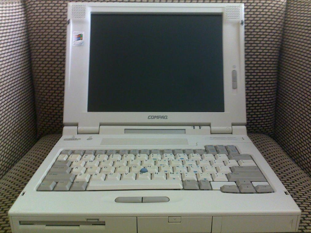Compaq LTE 5280.