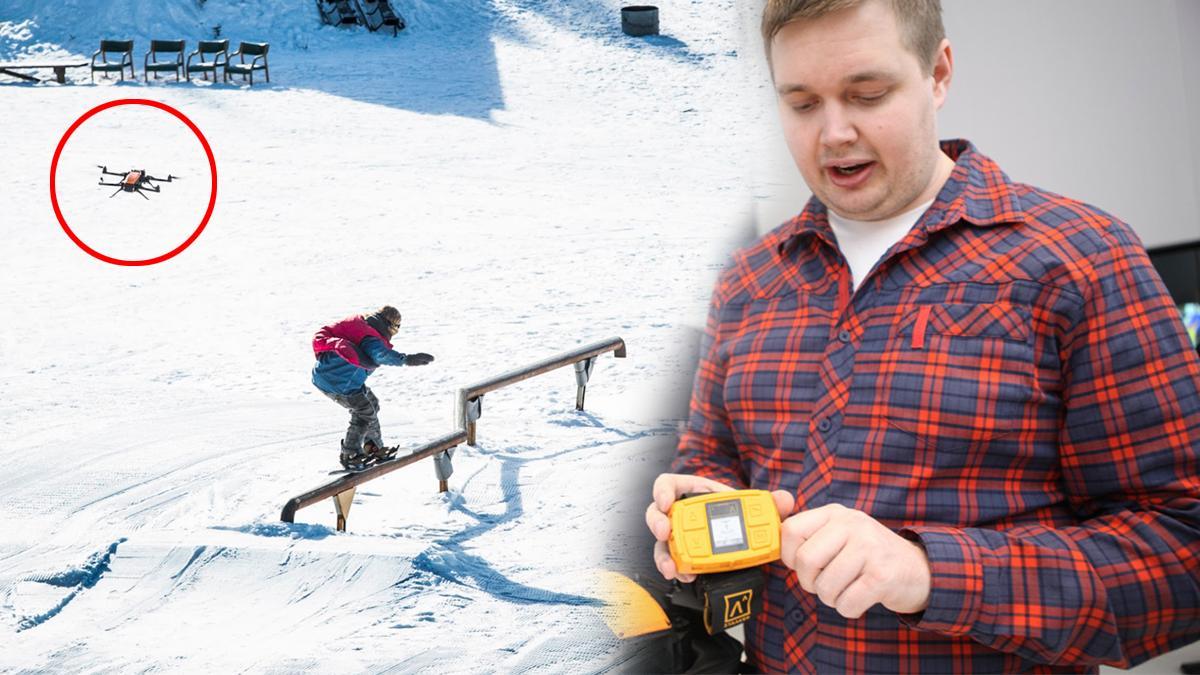 Norsk drone utfordrer amerikanske «Lily»
