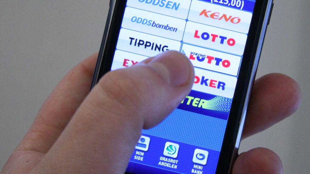 Snart kan du tippe på iPhone og Android