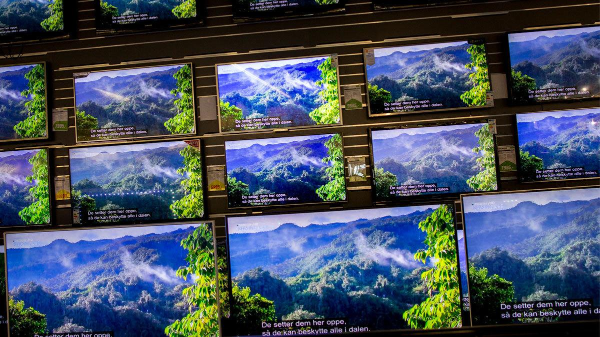Nordmenn handler mer og dyrere elektronikk