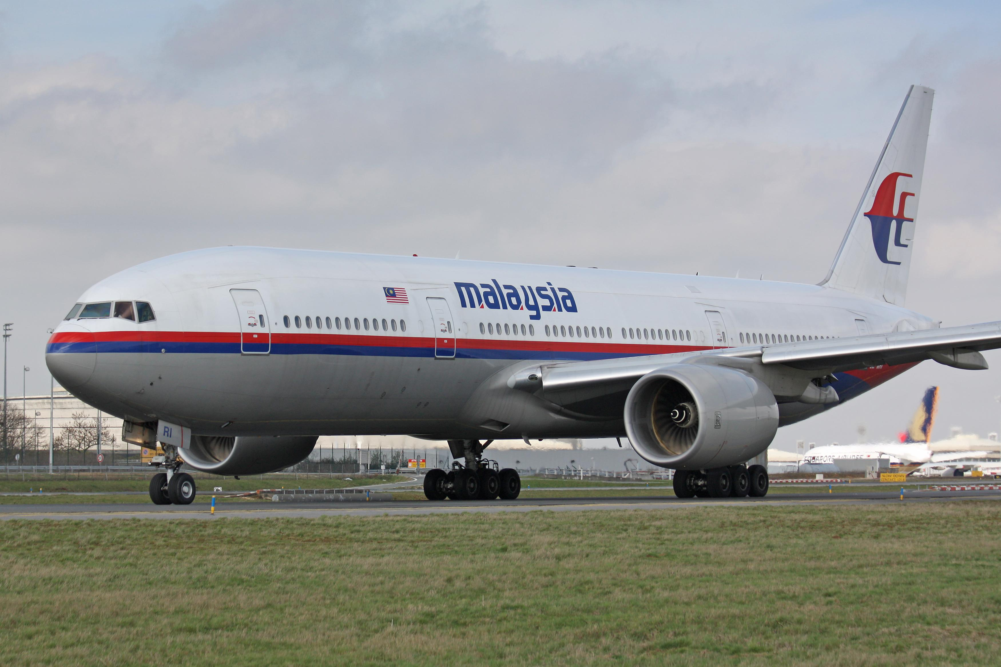 Boeing 777 regnes som en av verdens tryggeste flytyper.Foto: Lukas Rebec / Shutterstock.com