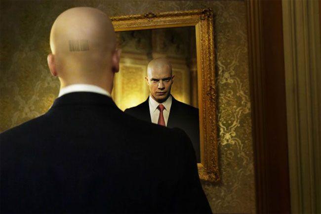 Timothy Olyphant som Agent 47. Klikk for større bilde.