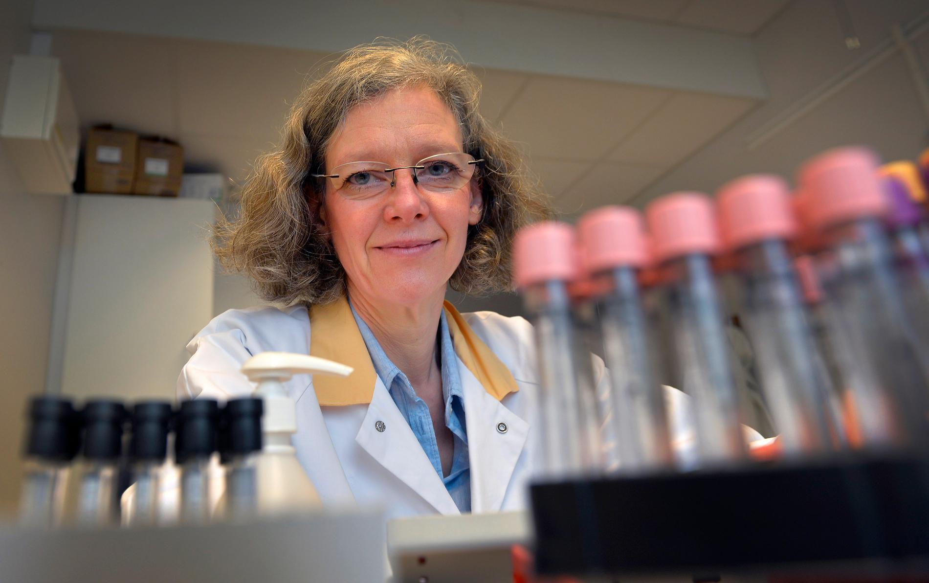 Ingrid Larsson, näringsfysiolog och docent vid Sahlgrenska akademin.